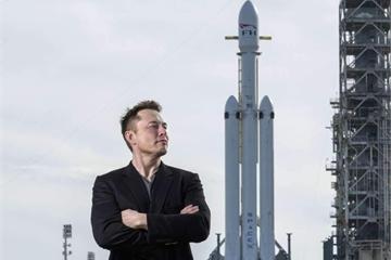 Giải mã SpaceX: Công ty của Musk lấy tiền ở đâu để thay đổi thế giới?