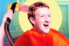 Làm CEO Facebook chưa bao giờ dễ như vậy