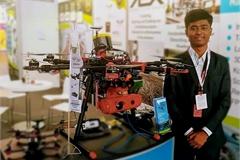 'Thần đồng' sáng chế drone Ấn Độ bị bóc mẽ