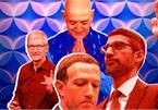 Màn điều trần tệ hại, hài hước của Google, Facebook