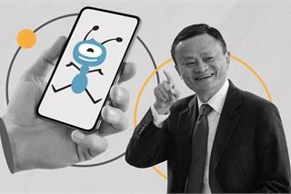 Mỹ đang nhắm đến 'viên ngọc quý' của Jack Ma