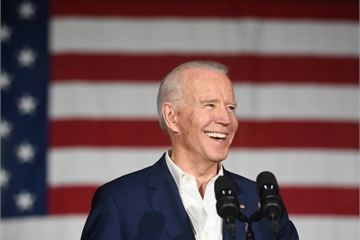 'Người chết bầu cho ông Biden' là tin giả