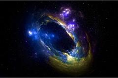 Bên trong hố đen có thể là một vũ trụ khác