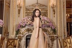 Con gái út của ông chủ Huawei gia nhập giới giải trí