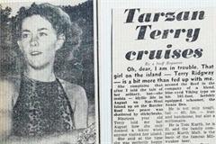 'Cô gái Tarzan' sống đơn độc trên đảo hoang 50 năm trước