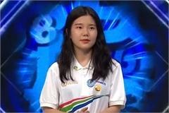 Nữ sinh Hải Phòng được chú ý sau cuộc thi 'Đường lên đỉnh Olympia'