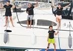 Gia đình mắc kẹt trên thuyền ở Pháp sau 7 năm chu du thế giới