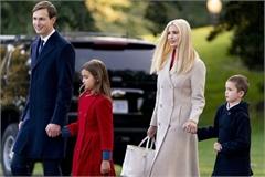 Vợ chồng Ivanka Trump chuyển tới căn hộ thuê bên bờ biển