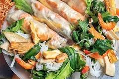 Món ăn vặt ngon trong chuyến food tour Hải Phòng