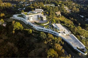 Bên trong biệt thự 340 triệu USD đắt nhất nước Mỹ