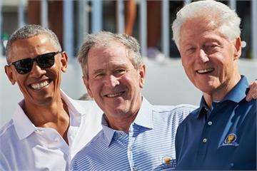 Cách kiếm tiền của các cựu tổng thống Mỹ