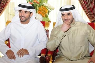 3 anh em hoàng tử Dubai kết hôn cùng ngày