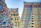 Ngôi đền 700 năm tuổi, gồm hơn 100 công trình ở Ấn Độ