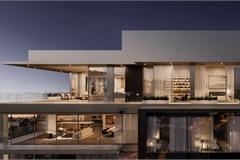 Mãn nhãn với căn hộ áp mái giá hơn 100 triệu USD