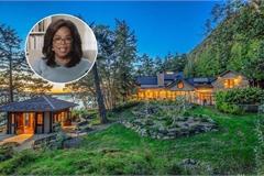 Những dinh thự tuyệt đẹp trải khắp nước Mỹ của nữ hoàng truyền hình Oprah