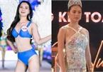 Ảnh thí sinh Hoa hậu Việt Nam bị chê lạm dụng chỉnh sửa