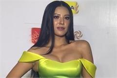 Á hậu Kim Duyên lên tiếng khi bị đề nghị giảm cân