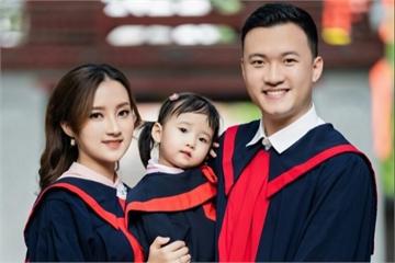 Nữ sinh Học viện Tài chính lấy chồng, có con từ năm 18 tuổi