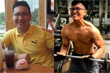 Chàng trai giảm cân vì được sếp hứa giới thiệu bạn gái