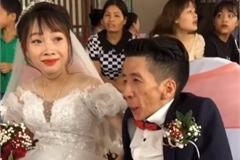 Đám cưới cổ tích ở Hà Giang của chàng trai 1,3m