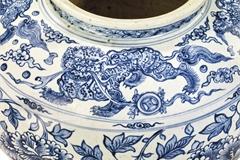 Chum gốm Việt thế kỷ 15 bán giá gần nửa triệu USD