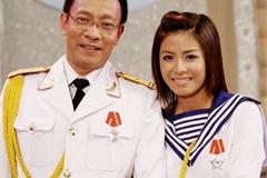 MC Hoàng Linh nhớ lễ cưới đặc biệt do nhà báo Lại Văn Sâm làm chủ hôn