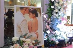 Lễ cưới của MC Thu Hoài