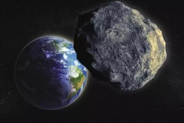 Thiên thạch đang bay gần Trái Đất với tốc độ 48.000 km/h