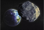Meteors are flying near the Earth at a speed of 48,000 km / h