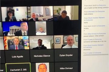 Mở phim khiêu dâm trong phiên tòa xét xử hacker tấn công Twitter Obama