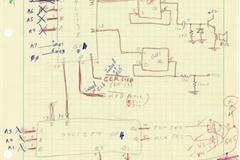 Người đàn ông vung hơn nửa triệu USD mua bản phác thảo Apple II