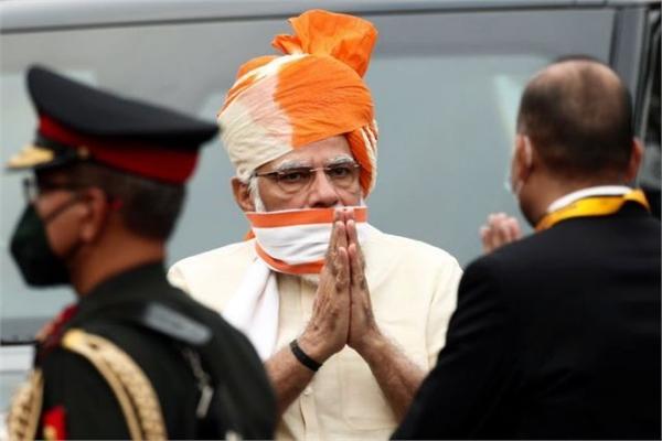 Twitter của thủ tướng Ấn Độ bị hack