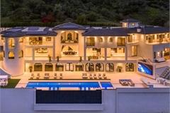 Biệt thự 21 phòng tắm, giá 78 triệu USD ở Los Angeles
