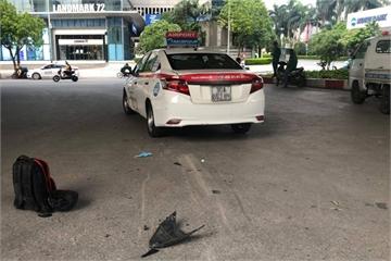 Thí sinh thi THPT nguy kịch sau tai nạn với taxi