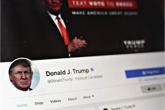 Truyền thông Trung Quốc mỉa mai các công ty khóa tài khoản ông Trump