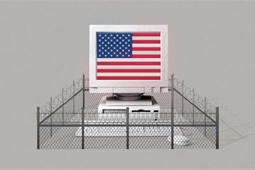 Mỹ sẽ kiểm soát Internet giống Trung Quốc?