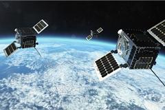 Vệ tinh 'nhìn' xuyên thấu công trình được phóng lên không gian