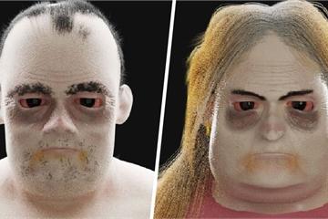 Hình ảnh đáng sợ của người nghiện phim, lướt web 20 năm nữa