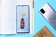 Samsung Galaxy A51 và A71 cập nhật tính năng Single Take