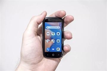 Smartphone nhỏ nhất thế giới