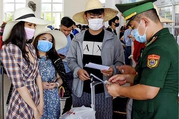 Lập 16 chốt kiểm tra y tế khu vực biên giới biển Quảng Ngãi