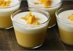 Học làm món tráng miệng thơm mát từ xoài và sữa chua