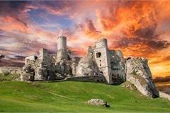 7 lâu đài bị bỏ hoang trên thế giới