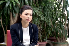 BTV Đài Trang: 'Tôi ngất xỉu khi bác sĩ nói con chỉ còn sống 3 tháng'