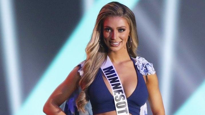 Người đẹp Hoa hậu Mỹ trình diễn áo tắm
