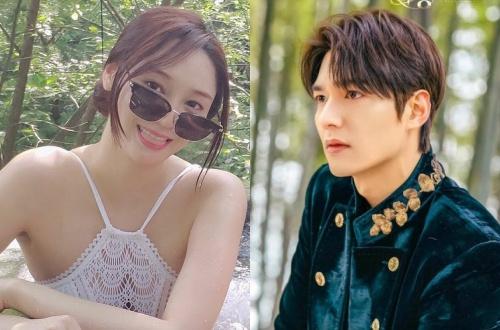 Lee Min Ho hẹn hò Hoa hậu Jung Sora?