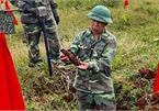 Phát hiện nhiều bom mìn tại mặt bằng sân bay Long Thành