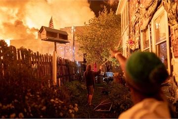 Giữa bạo động, dân Minneapolis đoạn tuyệt với Internet để ẩn mình
