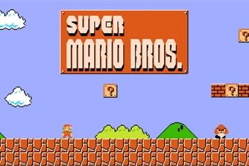 Băng game Mario siêu hiếm giá tương đương 2,6 tỷ đồng