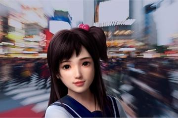 Chân dung 'bạn gái quốc dân' của người dùng Trung Quốc